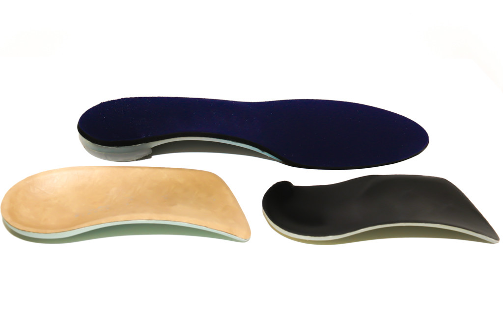 Foot orthotics for plantar fasciitis treatment