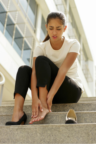 Are your toenails causing pain? We can fix ingrown toenails.